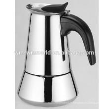 18 \ 8 # Cafetières espresso en acier inoxydable