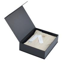 Luxury matte paper custom bridesmaid gift clothing packaging box