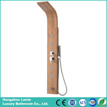 Superior Grade Bamboo Bathroom Shower Panel (LT-M216)