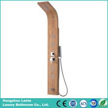 Panel de ducha de baño de bambú de grado superior (LT-M216)