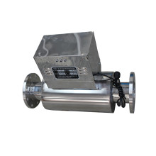 Elektromagnetische Wasseraufbereitung mit Edelstahlgehäuse
