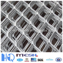 Jolie clôture en treillis métallique