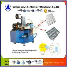 Kill-Mosquito Mat Packing Machine Manufacture