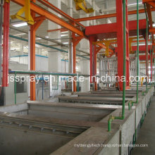 High Quality Pretreatment Equipment for Electrical Machine