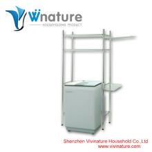 Muebles de baño torres de almacenamiento espacio de baño salvador rack