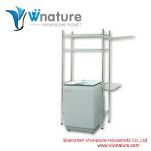 Banheiro de armazenamento de mobiliário torres banheiro espaço saver rack