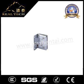 Porta de vidro de aço inoxidável de alta qualidade Dobradiças de chuveiro de 90 graus