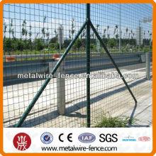 Valla de malla de PVC recubierta de PVC