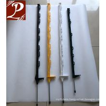 2020 metal /plastic garden fence post made in China factory