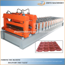 Step Tiles Roofing Roll Forming Machines ZY-SR001