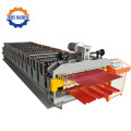 Tinggi Quanlity Glazed Tile Roll Forming Machinery