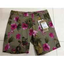 Lady's Short Pant Print
