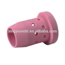 500a antorcha de soldar difusor de gas de cerámica