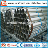Be in stock !!!G.I. pipe / weight of galvanized iron pipes