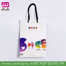 high quality branded retail barf paper bag