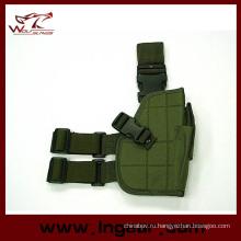 01 тактические Drop ног пистолет Кобура для военного пистолета кобура