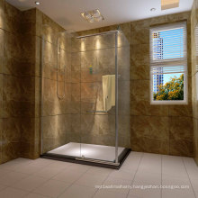 Half Frameless Shower Enclosure