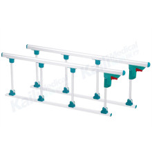 Aluminum Side Rail For Hospital Bed 4 Stands