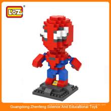 Colorido y creativo niños ladrillo de juguete conjunto / bloques de construcción