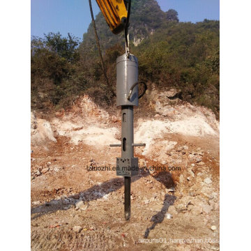 Excavator Mounted Hydraulic Rock Splitter