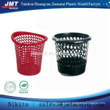 injection plastic garbage basket mould