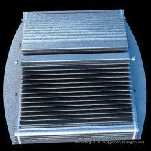Radiador de alumínio do dissipador de calor