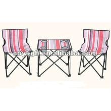 beach table and chair set VLT-6053D