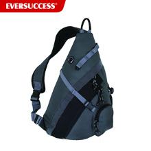 Слинг рюкзак один ремень школа путешествий Спортивная Сумка через плечо веревки слинга Сумка для женщин мужчин
