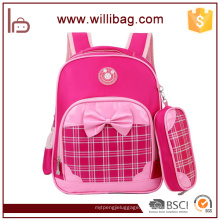 Saco de escola por atacado para crianças, mochila bonita personalizada do miúdo