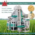 1 Tonne / Stunde Reisausgabe Paddy-Reis-Fräsmaschinen