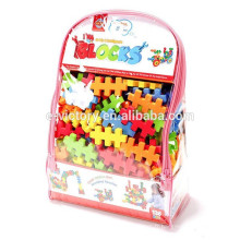 138pcs mousse EVA Educational Building Blocks for Kids