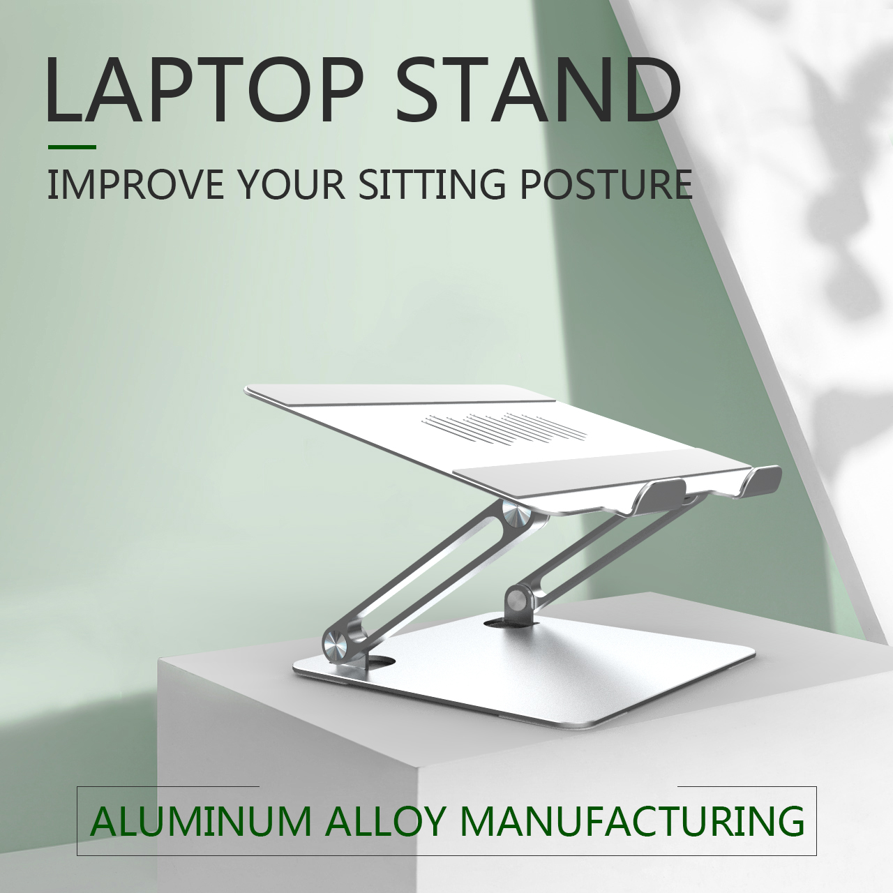 Keyboard And Monitor Stand