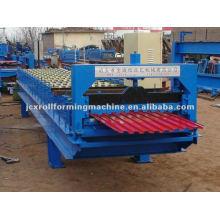 Máquina de moldagem de rolo da porta do obturador de roll-up de aço