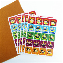 hot sale adhesive scratch and sniff label printing