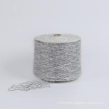 China supplier knitting yarns nylon feather yarns knitting fancy  for knitting