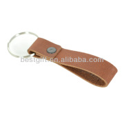 handmade leather key chain, classy leather decoration goods