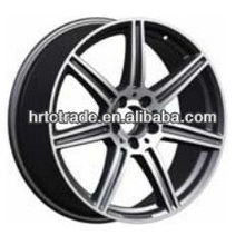 chrome black antera replica wheel