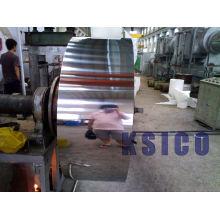 Foshan Karl Steel boa qualidade e melhor preço bobina de aço inoxidável