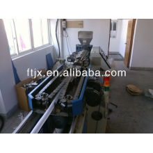 PE,PVC Corrugated Pipe Production Line