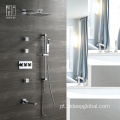 HIDEEP Brass Four Function Bathroom Torneira de Chuveiro