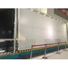 Unité de fabrication de machines pour unités de verre isolées à double vitrage