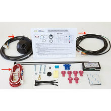 Complete Variety of Trailer Parts Module Light Universal Towbar Wiring Kits