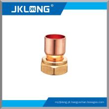 ALX2314 Copper Fitting para encanamento, adaptador de tubulação