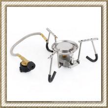 Fogão a gás de acampamento / Mini queimador de gás (CE APROVADO)