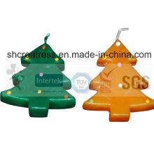 Velas de cumpleaños de Navidad de calidad superior