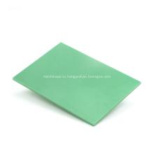 Светло-зеленая плита из стекловолокна высокого напряжения G10