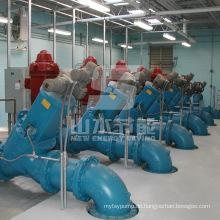 Turbinenpumpe zur Brandbekämpfung
