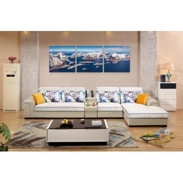 Living Room Furniture 7 Seater Sofa Set