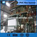 Jinghui publicidade propaganda promoção 380g FRONTLIT E BACKLIT MATERIAL DE IMPRESSÃO PVC FLEX BANNER para tinta solvente solvente eco