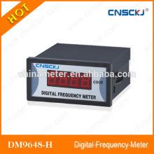 Compteur de facteur de puissance numérique monophasé DM9648-H avec RS485